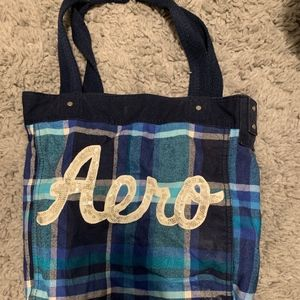 Blue Aeropostale Bag